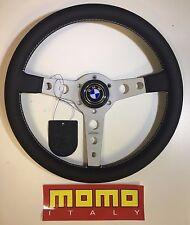 MOMO Prototipo Steering Wheel 350mm, PLUS HUB, BMW E3 E9 320 2002 533 PRO35BK2S