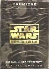 Star Wars CCG Premiere Limited Edition Starter Deck  NEW SEALED