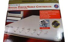Interex System Power Surge Controller UMPC-900TF Surge Suppressor Professional