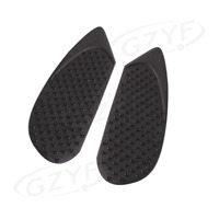 Tank Traction Side Pad Gas Fuel Knee Grip Decal For Suzuki GSXR 600 750 2006 07