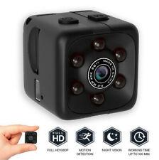 COP CAM Security Camera Hidden Video Motion Detection 32GB USB SQ11 HD mini Cam