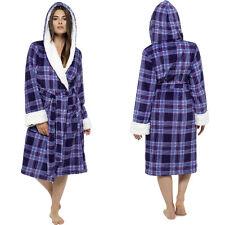 Tartan Dressing Gown Ebay
