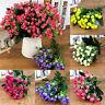 Bridal Wedding Silk Flowers Party Bouquet Hydrangea Floral Home Decoration New