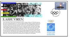 OLYMPIC GAMES LEGENDS COVER, LASSE VIREN ATHLETICS