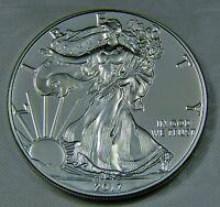 2017 American Eagle Silver Dollar Uncirculated