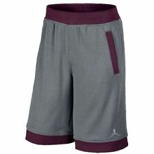 Men's Nike Air Jordan Fleece Cotton Basketball Shorts 642453 065 Size Large NWT