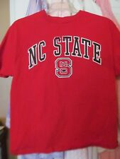 NC State Men's Red T-Shirt, L - #2
