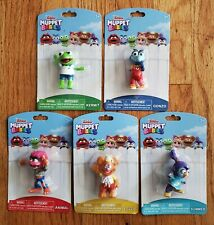 Disney Junior MUPPET BABIES PVC Figure Cake Toppers NEW! set of 5 FREE SHIP!!