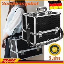 XL Kosmetikkoffer Beautycase Alu Multikoffer Werkzeug Schminkkoffer Make-up DHL