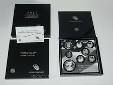 2017-S US Mint Limited Edition Silver Proof Set w/ American Eagle 17RC  In Stock