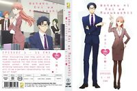 Wotakoi: Love is Hard for Otaku (Chapter 1 - 11 End) ~ All Region ~ Brand New ~