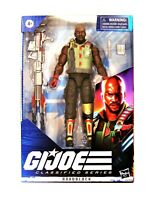 "G.I. Joe Classified Series Roadblock 6"" Action Collectible Figure"