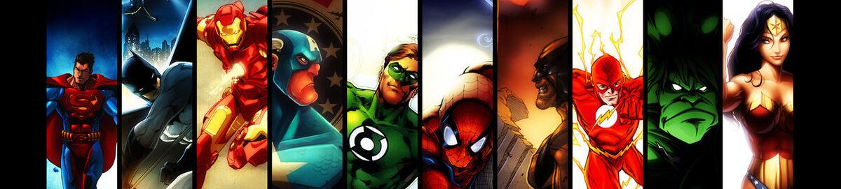 Superheroes Ultimate