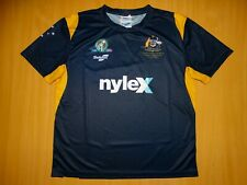 * AUSTRALIA AFL FOOTY shirt L Large jersey SEKEM INTERNATIONAL Football Ireland