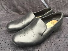 Ladies Clarks Collection Cushion Soft Slip On Shoes Black Size: UK 4.5D