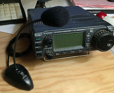 W2ENY Mini Desk Mic w/ PTT for Icom Kenwood Yaesu Xiegu Flex Alinco Elecraft