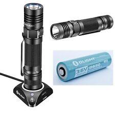 Olight S30R II Baton 1020 Lumens 3600mAh 18650 USB Rechargable LED Flashlight