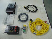 Turck Proximity Switch Supplies Cords Etc & New Red Lion ALPT0600