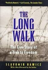 The Long Walk: The True Story of a Trek to Freedom, Rawicz, Slavomir, 1558216847