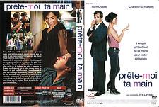 Prête-moi ta main - Alain Chabat, Charlotte Gainsbourg - DVD