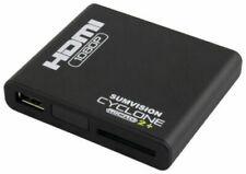 2018 1080p Full HD Media Player HDMI Center TV USB HDD Mp4 SD RMVB RM MPEG Avi