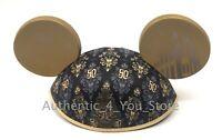 2019 Disney Parks Disneyland Haunted Mansion 50th Anniversary Adult Ear Hat