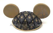 2019 parques de Disney Disneylandia Haunted Mansion 50th aniversario adulto Sombrero de oreja