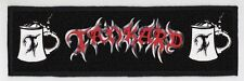 TANKARD SUPERSTRIP PATCH / SPEED-THRASH-BLACK-DEATH METAL
