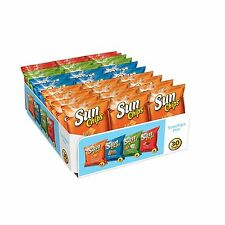 Frito Lay SunChips Variety Box 30 ct Perfect Portion and Perfect Variety