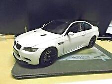 BMW 3er Reihe 3 series M3 GTS E92 weiss alpine white 08739WO Kyosho 1:18