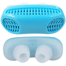 2 IN 1 Anti Snoring and Air Purifier Snore Nose Clip Nose Breathing Sleeping Aid