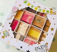 Happy birthday fudge gift box, Candy Box. Handmade Fudge - Pick N' Mix - Jellies