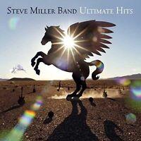 STEVE MILLER BAND - ULTIMATE HITS   CD NEW!