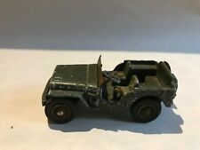 Dinky Toys ancien, Jeep 808 Meccano made in France