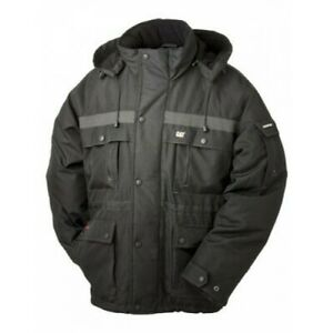 CAT HEAVY INSULATED PARKA JACKET (W11432)