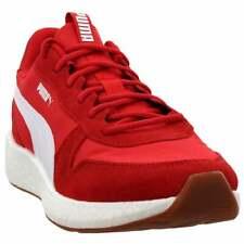 Puma Nrgy Neko Retro  Casual   Shoes - Red - Mens