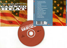 """CANNED HEAT """"The Very Best Of"""" (CD) 2000"""