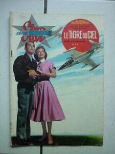 STAR CINE BRAVOURE  20 / LE TIGRE DU CIEL  / DECEMBRE  1961