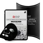 [SNP] Charcoal Mineral Black Ampolue Mask 25ml x 10pcs