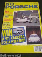 911 & PORSCHE WORLD - 962 STREET CAR - MAY 1994