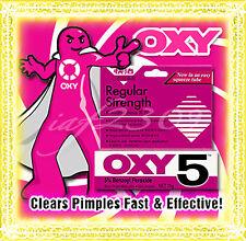 OXY 5 Regular Strength ✌ Pimples NO MORE!
