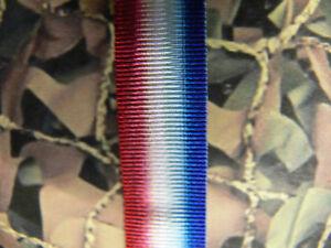Medal Ribbon Miniature - WW1 14 - 15 Star & Mons Star