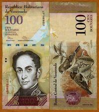 Venezuela, 100 Bolivares, 3-2-2011, P-93, J-Prefix, XF+