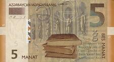 Aserbaidschan / Azerbaijan 5 Manat 2009 (2012) Pick neu (1)