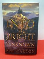 Into the Bright Unknown by Rae Carson (English) Hardcover Book Free Shipping!