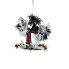 Annalee Dolls 2021 Christmas 4in Winter Woods Chickadee Plush Ornament New w Box