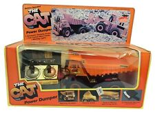 THE CAT 777B Power Dumper Battery Operated Dump Truck w Remote Control NEW SEAL