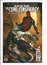 CLONE CONSPIRACY # 4 (Spider-Man: Dead No More, MAR 2017) NM NEW
