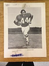 Leroy Kelly Cleveland Browns Photo 8.5x11 NFL Football