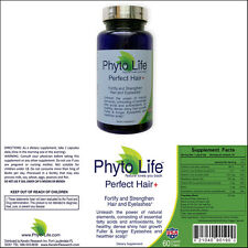 Phyto Life Perfect Hair Supplement Fortify and Strengthen Hair 60 Capsules